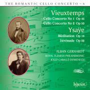 Vieuxtemps, Ysa�e : Concertos pour violoncelle. Gerhardt, Caball�-Domenech.