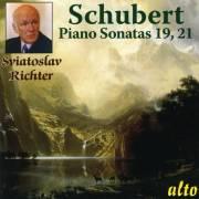 Schubert : Sonates pour piano n� 19, 21. Richter.