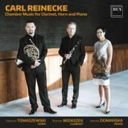 Carl Reinecke : Musique de chambre pour clarinette, cor et piano. Trio Slaskie.