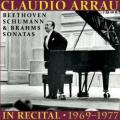 Claudio Arrau in Recital, 1969-1977