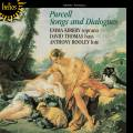 Henry Purcell : Chansons et dialogues. Kirkby, Thomas, Rooley.