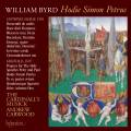 Byrd : Hodie Simon Petrus. The Cardinall's Musick, Carwood.