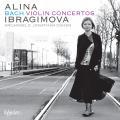 Bach : Concertos pour violon. Ibragimova, Ensemble Arcangelo, Cohen.