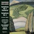 Vaughan Williams : Symphonies n° 3 et 4. Brabbins.