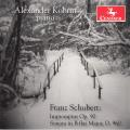 Schubert : Œuvres pour piano. Kobrin.
