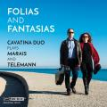 Marais, Telemann : Folies et fantaisies. Duo Cavatina.