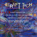 Toch : Concerto pour piano n° 1 / T. Crow - L. Botstein