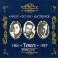Tenors (slipcase for Caruso 7803, Schipa 7813, McCormack 7820)