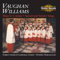 Vaughan Williams : Messe en sol mineur. Darlington.