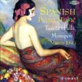Spanish Piano Music. Falla, Mompou, Turina. Jones