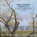 Andreas Romberg : Symphonies n° 1 et 3. Griffiths.