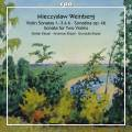Mieczyslaw Weinberg : Œuvres pour violon et piano, vol. 2. S. Kirpal, A. Kirpal, G. Kirpal.