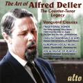 The Art of Alfred Deller.