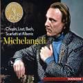Arturo Benedetti-Michelangeli : Chopin, Bach/Busoni, Liszt.