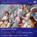 Haendel : Psaumes et Antiennes. O Praise the Lord. Arnold.