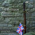 The Bassoon Abroad. Musique baroque pour basson. Harris.
