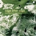 Cage : Cage After Cage, œuvres pour percussions. Kaul.