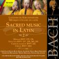 Bach J S : Sacred Music in Latin, Vol. 2