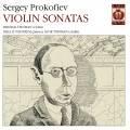 Prokofiev : Sonates pour violon. Tsinman, Lundstrem.