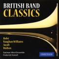 British Band Classics. Holst, Vaughan Williams, Jacob, Walton.