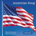 American Song. M�lodies de Gershwin, Carter, Cage, Thomson, Copland. Dinkinson.