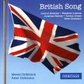 British Song. M�lodies de Berkeley, Lutyens, Harvey, Crosse. Dickinson.