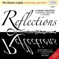 Reflections. Finzi, Fitkin, Davis : Concertos pour clarinette. Campbell.