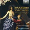 Luigi Boccherini : Stabat Mater - Quatuor � cordes. Boncompagni, Ensemble Symposium.