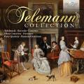 Telemann Collection. Guglielmo, Belder, Bosgraaf, Puskunigis.