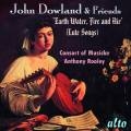 Earth, Water, Ayre and Fier. John Dowland & Friends. Rooley.