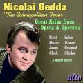 Nicolai Gedda : The Cosmopolitain Tenor.