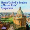 Haydn, Mozart : Symphonies. Groves.