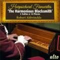 The Harmonious Blacksmith. Œuvres choisies pour clavecin. Aldwinckle.