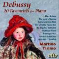 Debussy : Œuvres choisies pour piano. Tirimo.