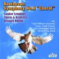Beethoven : Symphonie n° 9. Robinson, Cargill, MacMaster, Finley, Haitink