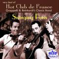 Swinging Paris : Very Best of Hot Club de France.