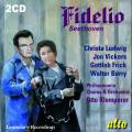 Beethoven : Fidelio. Vickers, Ludwig, Klemperer.