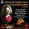 Puccini : La Fanciulla del West. Tebaldi, Del Monaco, MacNeil, Tozzi, Capuana.