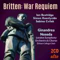 Britten : War Requiem. Bostridge, Keenlyside, Cvilak, Noseda.