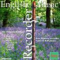 English Recorder Music - The Dolmetsch Legacy