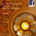 Telemann : The Saxon Alternative, musique pour ensemble de vents. Syrinx.