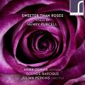 Purcell : Sweeter than roses, mélodies. Dennis, Ensemble Sounds Baroque, Perkins.