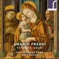 Amadio Freddi : Vêpres. The Gonzaga Band, Savan.