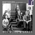 Beethoven : Transcriptions pour vents. Ensemble Boxwood & Brass.