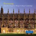 Chants sacr�s au King's College Cambridge.