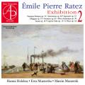 Emile Pierre Ratez : Exhibition, vol. 2. Murawska, Murawski, Holeska.