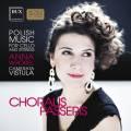 Choralis Passeris. Musique polonaise pour violoncelle et cordes. Wrobel.