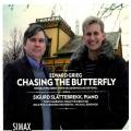 Grieg : Chasing the butterfly. Recr�ation des enregistrements de Grieg