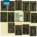 Written in Sand. Musique pour violon de Ruders, Hallgrimsson, Salonen. Sigerland.