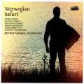 Norwegian Safari. Musique contemporaine pour accordéon. Farmen.